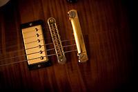 Belo Horizonte_MG, Brasil...Detalhe da guitarra...An electric guitar...Foto: LEO DRUMOND / NITRO