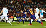 Iniesta, FC Barcelona v Deportivo de la Coruña en el Camp Now, Barcelona, Jornada 16, 17 Diciembre 2017. Photo Martin Seras Lima