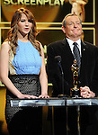 84th Annual Academy Awards Nominations Announcement 1-24-12