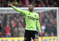 Sheffield United's Oliver Norwood<br /> <br /> Photographer Rachel Holborn/CameraSport<br /> <br /> The EFL Sky Bet Championship - Nottingham Forest v Sheffield United - Saturday 3rd November 2018 - The City Ground - Nottingham<br /> <br /> World Copyright &copy; 2018 CameraSport. All rights reserved. 43 Linden Ave. Countesthorpe. Leicester. England. LE8 5PG - Tel: +44 (0) 116 277 4147 - admin@camerasport.com - www.camerasport.com