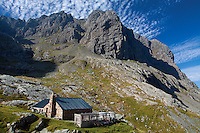 Ben Nevis North Face and the Charles Inglis Clark Memorial Hut (CIC Hut), Lochaber