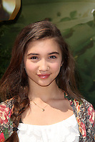 Rowan Blanchard<br /> at the &quot;Legends of Oz: Dorothy's Return&quot; Los Angeles Premiere, Village Theater, Westwood, CA 05-04-14<br /> David Edwards/Dailyceleb.com 818-249-4998