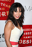 Daphne Rubin-Vega.attending the Broadway Opening Night After Party for 'A Streetcar Named Desire' on 4/22/2012 at the Copacabana in New York City.