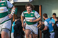 Elliot MILLAR MILLS of Ealing Trailfinders during the Greene King IPA Championship match between Ealing Trailfinders and Jersey Reds at Castle Bar , West Ealing , England  on 22 December 2018. Photo by David Horn.