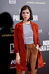 Alba Messa attends to 'Morir para contar' film premiere during the Madrid Premiere Week at Callao City Lights cinema in Madrid, Spain. November 13, 2018. (ALTERPHOTOS/A. Perez Meca)