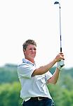 OOSTERHOUT - Nationaal Open 2010 heren op de Oosterhoutse Golf.   3e plaats  Robin Kind. COPYRIGHT KOEN SUYK