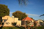 Israel, Upper Galilee. The Christian Cemetery of Kfar Biram