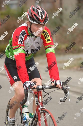 Erik Berkhout , Juniores