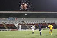 Motherwell v St Mirren, Development League 041114