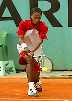 02-06-2004, Paris, tennis, Roland Garros, Quanna