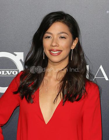 "Westwood, CA - DECEMBER 06: Nicole Wolf At Premiere Of Lionsgate's ""La La Land"" At Mann Village Theatre, California on December 06, 2016. Credit: Faye Sadou/MediaPunch"