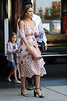 www.acepixs.com<br /> August 3, 2017 New York City<br /> <br /> Jessica Alba was seen in New York City on August 3, 2017.<br /> <br /> Credit: Kristin Callahan/ACE Pictures<br /> <br /> Tel: 646 769 0430<br /> Email: info@acepixs.com