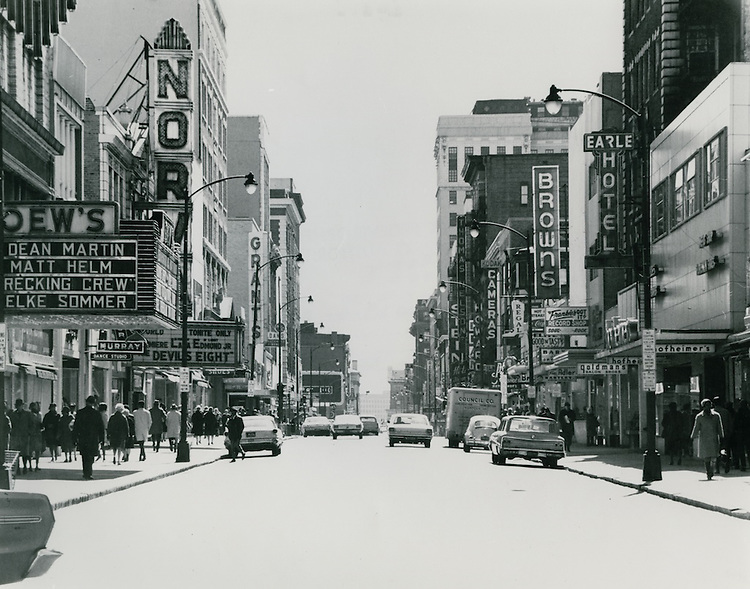 UNDATED..Historical..Granby Street looking South...NEG# copy PLW 69-6-2.NRHA#..