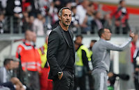 Trainer Adi Hütter (Eintracht Frankfurt) - 19.09.2019:  Eintracht Frankfurt vs. Arsenal London, UEFA Europa League, Gruppenphase, Commerzbank Arena<br /> DISCLAIMER: DFL regulations prohibit any use of photographs as image sequences and/or quasi-video.