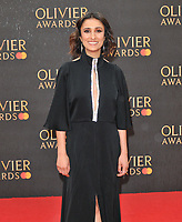 Anita Rani at the Olivier Awards 2019, Royal Albert Hall, Kensington Gore, London, England, UK, on Sunday 07th April 2019.<br /> CAP/CAN<br /> ©CAN/Capital Pictures