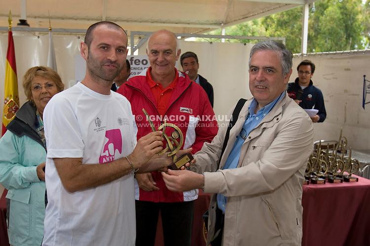 UPV .XI Trofeo Universidad Politécnica de Valencia - 17-18 Mayo 2008 - Real Club Náutico de Valencia, Valencia, España / Spain
