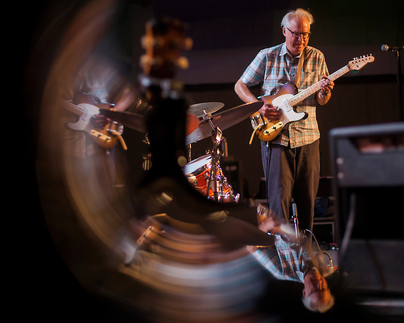 Bill Frisell plays Guitar in the Space Age! in Dizzy's Den at the 2016 Monterey Jazz Festival on Sept. 18, 2016.