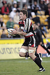 Kristian Ormsby during the Air NZ Cup game between the Counties Manukau Steelers and Southland played at Mt Smart Stadium on 3rd September 2006. Counties Manukau won 29 - 8.