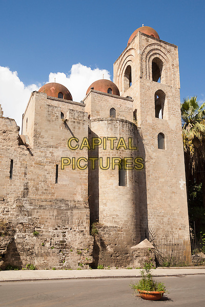 San Giovanni Degli Eremiti Church, Palermo, Sicily, Italy<br /> August 2015<br /> CAP/MEL<br /> &copy;MEL/Capital Pictures