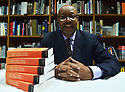 """Leonard Pitts Jr. Signs Copies Of His Book """"The Last Thing You Surrender"""""""