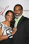 All My Children Norm Lewis and Audra McDonald  (Porgy & Bess) at the 78th Annual Drama League Awards on May 18, 2012 at the New York Marriott Hotel, New York City, NY (Photo by Sue Coflin/Max Photos)