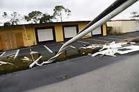 2017 FPL Hurricane Irma damage in Ormond Beach, Fla. on Sept. 11, 2017