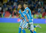 Millonarios venció como local 1-0 a Envigado. Fecha 14 Liga Águila II-2017.