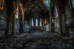 Abandoned church in Eat Germany