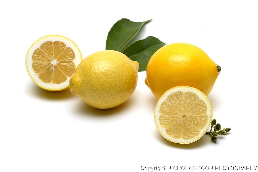 Lemons still life.