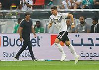 Mario Gomez (Deutschland Germany) wird eingewechselt - 08.06.2018: Deutschland vs. Saudi-Arabien, Freundschaftsspiel, BayArena Leverkusen