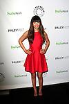 BEVERLY HILLS, CA - MAR 5: Hannah Simone at The Paley Center For Media's PaleyFest 2012 honoring 'New Girl' at the Saban Theater on March 5, 2012 in Beverly Hills, California