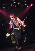 Feb 1990: KING DIAMOND - Paris France