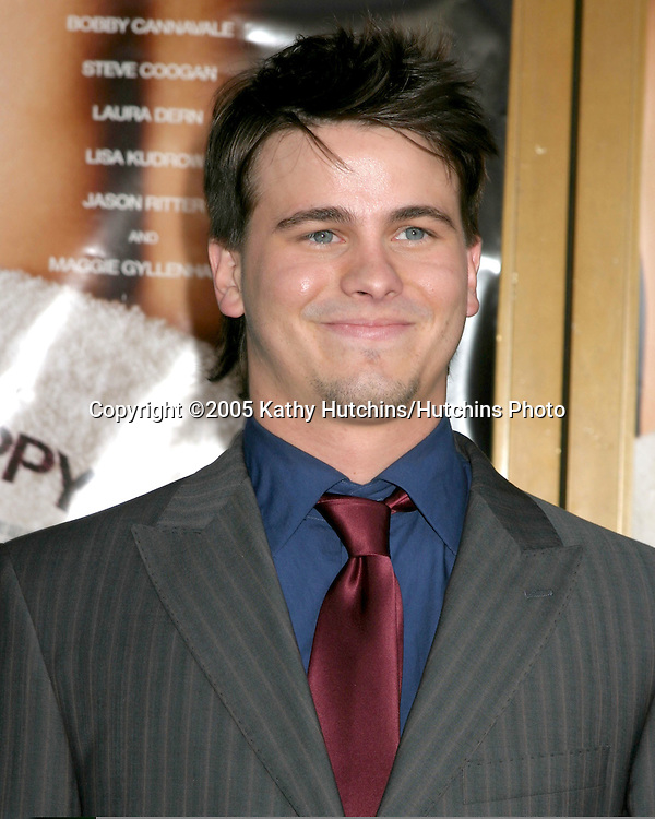 """Jason Ritter.""""Happy Endings"""" Premiere.Mann's National Theater.Westwood, CA.June 26, 2005.©2005 Kathy Hutchins / Hutchins Photo"""