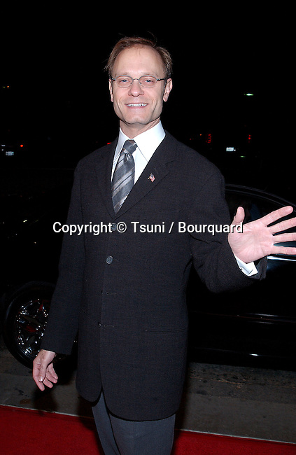 David Hyde Pierce arriving at the 200 episodes celebration at the Park Plaza Hotel in Los Angeles. November 13, 2001.          -            PierceDavidHyde01.jpg