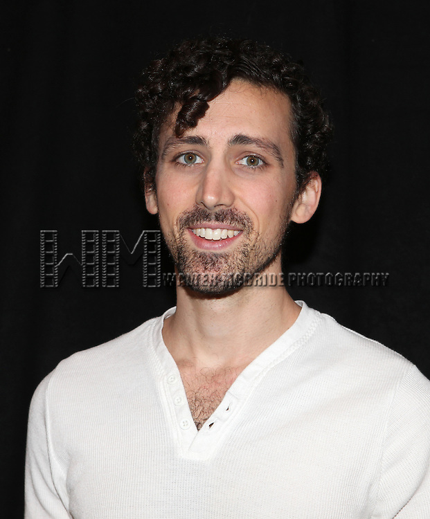 Chris Henry attending the Meet & Greet for the New York Theatre Workshop production of 'A Civil War Christmas' at their rehearsal studios on October 16, 2012 in New York City.