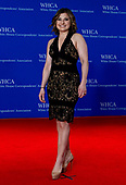 CNN television and digital correspondent Cristina Alesci arrives for the 2018 White House Correspondents Association Annual Dinner at the Washington Hilton Hotel on Saturday, April 28, 2018.<br /> Credit: Ron Sachs / CNP<br /> <br /> (RESTRICTION: NO New York or New Jersey Newspapers or newspapers within a 75 mile radius of New York City)