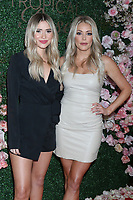 LOS ANGELES - MAR 11:  Mykenna Dorn and Kelsey Weier at the Seagram's Escapes Tropical Rose Launch Party at the hClub on March 11, 2020 in Los Angeles, CA