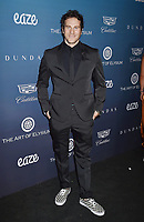 LOS ANGELES, CA - JANUARY 05: Gregory Siff attends Michael Muller's HEAVEN, presented by The Art of Elysium at a private venue on January 5, 2019 in Los Angeles, California.<br /> CAP/ROT/TM<br /> ©TM/ROT/Capital Pictures