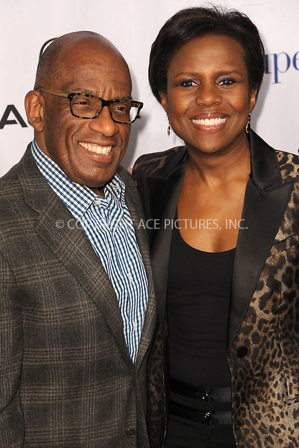 WWW.ACEPIXS.COM<br /> February 28, 2015 New York City<br /> <br /> Al Roker and Deborah Roberts attending Comedy Central Night Of Too Many Stars at Beacon Theatre on February 28, 2015 in New York City.<br /> <br /> Please byline: Kristin Callahan/AcePictures<br /> <br /> ACEPIXS.COM<br /> <br /> Tel: (646) 769 0430<br /> e-mail: info@acepixs.com<br /> web: http://www.acepixs.com