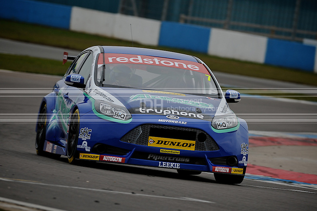 Mat Jackson - Airwaves Racing Ford Focus
