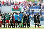 08.06.2019., stadium Gradski vrt, Osijek - UEFA Euro 2020 Qualifying, Group E, Croatia vs. Wales.    Mile Skoric, Marcelo Brozovic. <br /> <br /> Foto © nordphoto / Goran Stanzl/PIXSELL