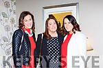 aine, Aoife Eilish Cronin at the Dr Crokes GAA celebration social in the Gleneagle Hotel on Sunday night