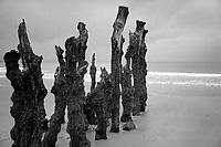 - Francia, Bretagna, la spiaggia di Saint-Malo (1978)<br /> <br /> - France, Brittany, the Saint-Malo Beach (1978)