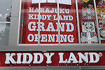 June 28, 2012, Tokyo, Japan - Kiddy Land Harajuku Grand Opening Press Preview. The public opening will be on July 1, 2012 - Harajuku Tokyo
