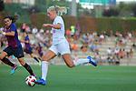 FC Barcelona vs Montpellier HSC: 1-2.<br /> Stina Blackstenius.