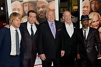 Owen Wilson, Ed Helms, Terry Bradshaw, J.K. Simmons &amp; Katt Williams at the world premiere of &quot;Father Figures&quot; at the TCL Chinese Theatre, Hollywood, USA 13 Dec. 2017<br /> Picture: Paul Smith/Featureflash/SilverHub 0208 004 5359 sales@silverhubmedia.com