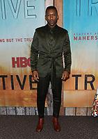 "10 January 2019 - Hollywood, California - Mahershala Ali . ""True Detective"" third season premiere held at Directors Guild of America.   <br /> CAP/ADM/BT<br /> ©BT/ADM/Capital Pictures"