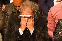 GUARULHOS, SP, 28.07.2014 - PLENÁRIA NACIONAL DA CUT - Luiz Inácio Lula da Silva, ex-presidente do Brasil, durante a 14ª Plenária Nacional da CUT em Guarulhos, grande São Paulo, nesta segunda-feira, 28. (Foto: Geovani Velasquez / Brazil Photo Press).