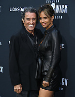 "15 May 2019 - Hollywood, California - Ian McShane, Halle Berry. ""John Wick: Chapter 3 - Parabellum"" Special Screening Los Angeles held at the TCL Chinese Theatre. Photo Credit: Birdie Thompson/AdMedia"
