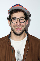 """LOS ANGELES - MAR 13:  Jack Antonoff at the """"Flower"""" Premiere at ArcLight Theater on March 13, 2018 in Los Angeles, CA"""